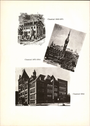 Page 6, 1950 Edition, Classical High School - Classic Myths Yearbook (Worcester, MA) online yearbook collection