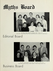 Page 13, 1952 Edition, Classical High School - Classic Myths Yearbook (Worcester, MA) online yearbook collection