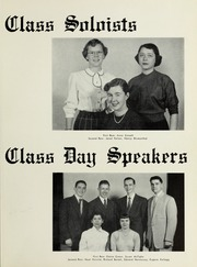 Page 15, 1952 Edition, Classical High School - Classic Myths Yearbook (Worcester, MA) online yearbook collection