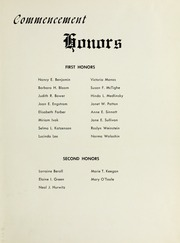Page 7, 1952 Edition, Classical High School - Classic Myths Yearbook (Worcester, MA) online yearbook collection