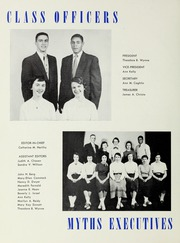 Page 10, 1954 Edition, Classical High School - Classic Myths Yearbook (Worcester, MA) online yearbook collection