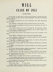 Page 17, 1954 Edition, Classical High School - Classic Myths Yearbook (Worcester, MA) online yearbook collection
