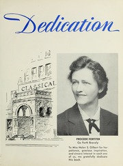 Page 7, 1954 Edition, Classical High School - Classic Myths Yearbook (Worcester, MA) online yearbook collection