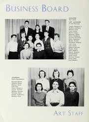 Page 12, 1955 Edition, Classical High School - Classic Myths Yearbook (Worcester, MA) online yearbook collection
