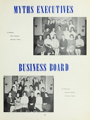 Page 11, 1960 Edition, Classical High School - Classic Myths Yearbook (Worcester, MA) online yearbook collection