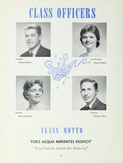 Page 12, 1960 Edition, Classical High School - Classic Myths Yearbook (Worcester, MA) online yearbook collection