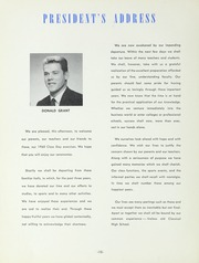 Page 16, 1960 Edition, Classical High School - Classic Myths Yearbook (Worcester, MA) online yearbook collection