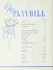 Page 6, 1960 Edition, Classical High School - Classic Myths Yearbook (Worcester, MA) online yearbook collection