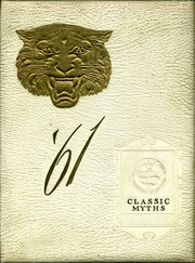 1961 Edition, Classical High School - Classic Myths Yearbook (Worcester, MA)
