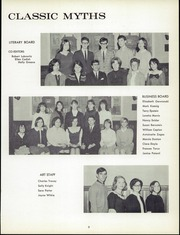 Page 13, 1966 Edition, Classical High School - Classic Myths Yearbook (Worcester, MA) online yearbook collection