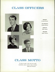 Page 14, 1966 Edition, Classical High School - Classic Myths Yearbook (Worcester, MA) online yearbook collection
