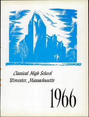 Page 5, 1966 Edition, Classical High School - Classic Myths Yearbook (Worcester, MA) online yearbook collection