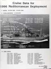 Page 3, 1996 Edition, Grasp (ARS 51) - Naval Cruise Book online yearbook collection