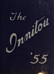 1955 Edition, Woburn High School - Innitou Yearbook (Woburn, MA)