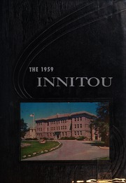 1959 Edition, Woburn High School - Innitou Yearbook (Woburn, MA)