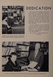 Page 10, 1959 Edition, Woburn High School - Innitou Yearbook (Woburn, MA) online yearbook collection