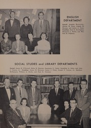 Page 16, 1959 Edition, Woburn High School - Innitou Yearbook (Woburn, MA) online yearbook collection