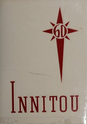 1960 Edition, Woburn High School - Innitou Yearbook (Woburn, MA)