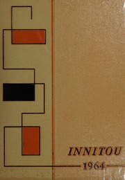 1964 Edition, Woburn High School - Innitou Yearbook (Woburn, MA)