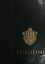 1968 Edition, Woburn High School - Innitou Yearbook (Woburn, MA)
