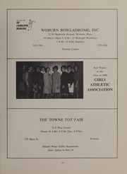 Page 199, 1968 Edition, Woburn High School - Innitou Yearbook (Woburn, MA) online yearbook collection