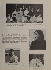 Page 81, 1968 Edition, Woburn High School - Innitou Yearbook (Woburn, MA) online yearbook collection
