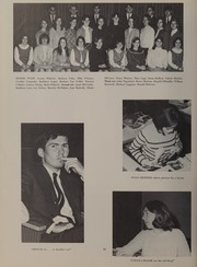 Page 84, 1968 Edition, Woburn High School - Innitou Yearbook (Woburn, MA) online yearbook collection