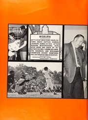 Page 6, 1971 Edition, Woburn High School - Innitou Yearbook (Woburn, MA) online yearbook collection