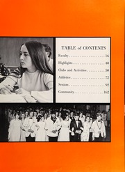 Page 7, 1971 Edition, Woburn High School - Innitou Yearbook (Woburn, MA) online yearbook collection