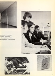 Page 9, 1971 Edition, Woburn High School - Innitou Yearbook (Woburn, MA) online yearbook collection