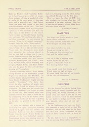 Page 10, 1929 Edition, Natick High School - Sassamon Yearbook (Natick, MA) online yearbook collection
