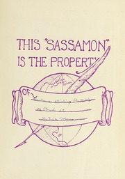 Page 3, 1929 Edition, Natick High School - Sassamon Yearbook (Natick, MA) online yearbook collection