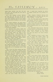 Page 15, 1933 Edition, Natick High School - Sassamon Yearbook (Natick, MA) online yearbook collection