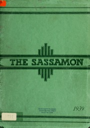 1939 Edition, Natick High School - Sassamon Yearbook (Natick, MA)