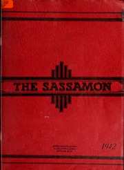 1942 Edition, Natick High School - Sassamon Yearbook (Natick, MA)