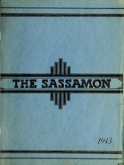 1943 Edition, Natick High School - Sassamon Yearbook (Natick, MA)