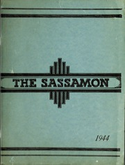 1944 Edition, Natick High School - Sassamon Yearbook (Natick, MA)