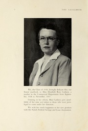 Page 4, 1948 Edition, Natick High School - Sassamon Yearbook (Natick, MA) online yearbook collection