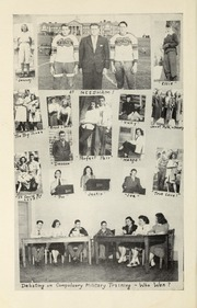 Page 6, 1948 Edition, Natick High School - Sassamon Yearbook (Natick, MA) online yearbook collection