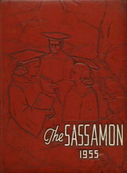 1955 Edition, Natick High School - Sassamon Yearbook (Natick, MA)