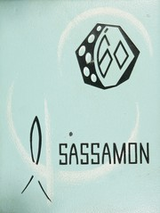 1960 Edition, Natick High School - Sassamon Yearbook (Natick, MA)