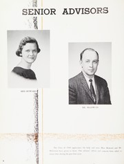 Page 12, 1960 Edition, Natick High School - Sassamon Yearbook (Natick, MA) online yearbook collection
