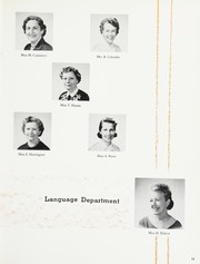 Page 17, 1960 Edition, Natick High School - Sassamon Yearbook (Natick, MA) online yearbook collection