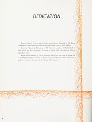 Page 8, 1960 Edition, Natick High School - Sassamon Yearbook (Natick, MA) online yearbook collection