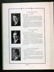 Page 12, 1930 Edition, Amherst Regional High School - Goldbug Yearbook (Amherst, MA) online yearbook collection