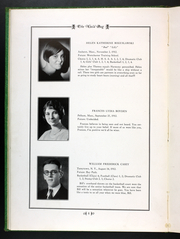 Page 14, 1930 Edition, Amherst Regional High School - Goldbug Yearbook (Amherst, MA) online yearbook collection