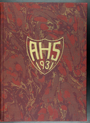 Page 1, 1931 Edition, Amherst Regional High School - Goldbug Yearbook (Amherst, MA) online yearbook collection