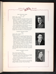 Page 15, 1931 Edition, Amherst Regional High School - Goldbug Yearbook (Amherst, MA) online yearbook collection