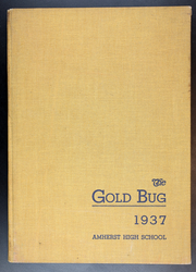 Amherst Regional High School - Goldbug Yearbook (Amherst, MA) online yearbook collection, 1937 Edition, Page 1