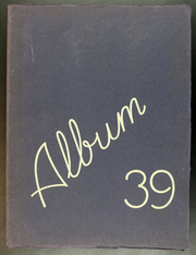 Amherst Regional High School - Goldbug Yearbook (Amherst, MA) online yearbook collection, 1939 Edition, Page 1